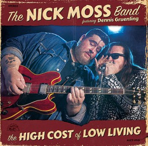NICK MOSS BAND FEATURING DENNIS GRUENLING[750]