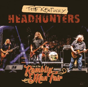 Kentucky Headhunters live at the ramblin man fair[1106]