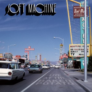 Soft Machine Live At Backed Potato[283]